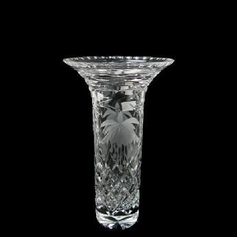 8 inch Daff Vase Fuchsia