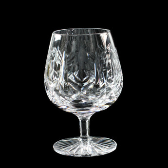 Cross & Hollow 12oz Brandy Glass