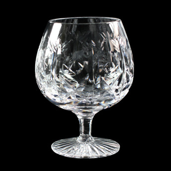 Cross & Hollow 20oz Brandy Glass